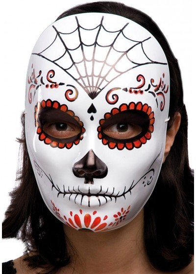 "Maske ""Day of the Dead"""