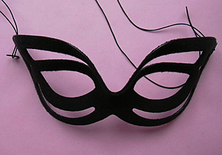 "Augen-Maske ""Seduction"""